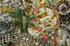 Estate Vintage to Now Junk Drawer Lot Costume Jewelry #22
