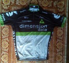 Maillot Dimension Data Talla XL, envío desde España. Nuevo.
