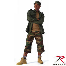 Men's Extra Long  Rothco 6-Pocket Military Style 3/4 Pant