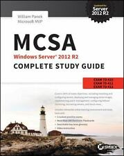 MCSA Windows Server 2012 R2 Complete Study Guide:Exams 70-410,70-411,70-412 -PDF