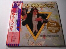 "Alice Cooper ""Welcome To My Nightmare""  Japan mini LP SHM CD"