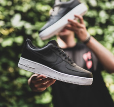 Nike Air Force 1 Low '07 Black / White Shoes UK 13, 14
