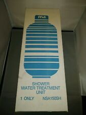 NSA Bacteriostatic Water Treatment Shower Unit Model 150SH Brand New Sealed