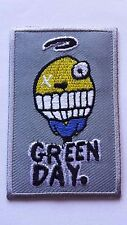 GREEN DAY Embroidered Rock Band Sew/Iron On Patch UK SELLER Patches