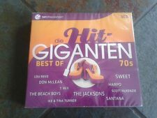CD Hit Giganten Best of 70s (3 CD´s)