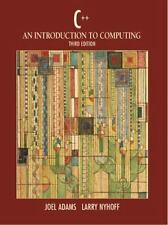 C++:An Introduction to Computing