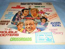 Soundtrack Vinyl - YOUR TOP TV THEMES Soundtrack Album - MFP