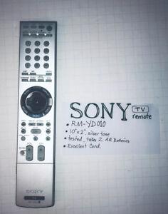 Genuine Sony RM-YD010 TV Remote Control OEM Original
