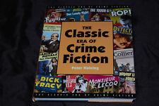 The Classic Era of Crime Fiction - OOP Hardback - Humphrey Bogart Boris Karloff