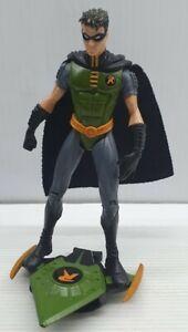 "Robin Battle Board DC Comics 2003 action figure 14cm 5.5"" Batman series"