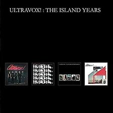 Ultravox - Island Years [New CD] Boxed Set, UK - Import