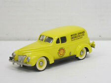 """Ford Sedan Delivery 1940 in gelb """"Shell"""", Brooklin Models, ohne OVP, 1:43"""