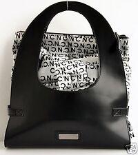 C'N'C' COSTUME NATIONAL Hochwertige Tasche/Bag/Shoppingbag  Leder/Canvas  NEU!