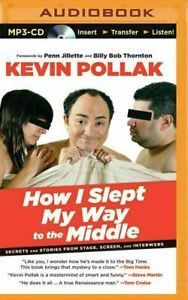 How I Slept My Way To the Middle by Kevin Pollak   Audiobook   Hollywood Movies