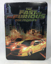 The Fast And The Furious - Tokyo Drift (DVD)  steel case collectors edition