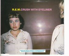 CD R.E.M.crush with eyelinerGERMAN EX+MAXI SINGLE  (A5413)