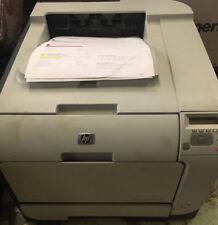 HP LaserJet CP2025dn Color Laser Printer