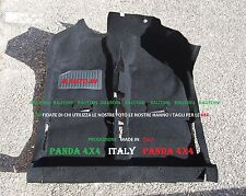 FIAT PANDA 4x4 SISLEY CARPET UPHOLSTERY PREFORMED TAPPETO INTERNO MOQUETTE