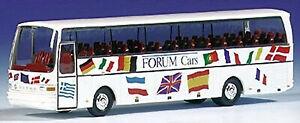 Kässbohrer Setra S 215 HD Promo Forum Cars France 1:87 Herpa 142809
