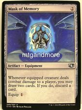 Magic Commander 2014 - 4x  Mask of Memory