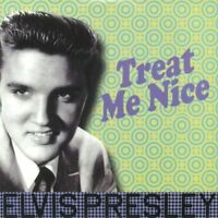 Elvis Presley Treat Me Nice Vinyl LP Record - Gift Idea from the King - UK NEW