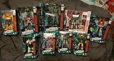 Transformers Earthrise lot 9 Optimus Prime Astrotrain MEGATRON +MORE SEALED NEW