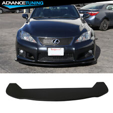 Universal Fitment Type 4 Front Lip Bumper Valance Diffuser PP