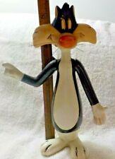 New ListingRare Vintage Sylvester The Cat 1969 Dakin- Warner Bros.-Vinyl Figure