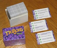 TRIBOND Diamond Edition Card Set What do these three have in common - Game Parts