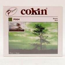 Cokin P Series P004 Green Filter - NEWBLACK & WHITE RESIN CONTRASTFILTER