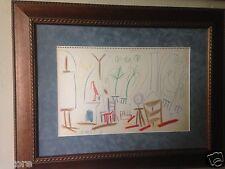 """Le Dans L""""Atelier de Picasso, 1957 - Signed Lithograph"""