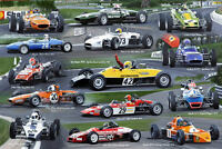 Historic, FORMULA FORD Print,Arch Motors racing,Van Dieman, Merlyn, Lotus,Senna