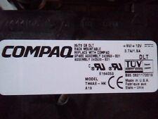 DLT Tape Drive Compaq 35/70 GB TH6AE-HK A19 70-60370-10 SCSI SE A01 E164053