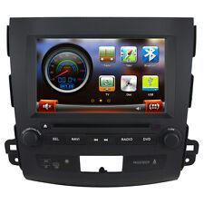 A9 1GHZ Autoradio DVD GPS Navigation Stereo for 2007-2012 Mitsubishi Outlander