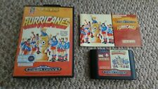 Hurricanes Sega Mega Drive Complete with manual