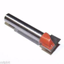 D=10mm L=8mm Gambo=6mm HM U Nutfräser Alesatore legno Fresa per scanalatura