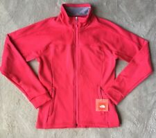 THE NORTH FACE Womens 200 Cinder Full Zip Lightweight Jacket Pink NWT $99 SMALL