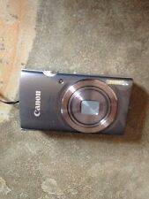 Canon PowerShot ELPH 160 / IXUS 160 20.0 MP Digital Camera -w/ cleaning supplies