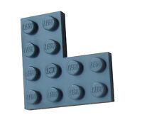 Lego 10x Platte Winkel Ecke 2x2 Schwarz Black Plate Corner 2420 Neuware New