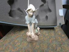 """LLADRO """"Prince of the Elves"""" #7690 Porcelain Figurine w/ Original Box"""