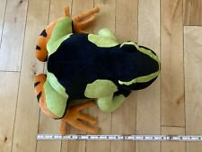 """Frog Madagascar Collection Stuffed Animal 18""""x22""""- Limited Edition!"""