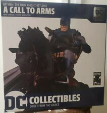 DC Collectibles Dark Knight Returns: Call to Arms Mini Battle Statue