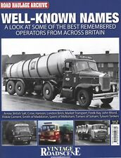 ROAD HAULAGE ARCHIVE: Well-Known Names Operators from Across Britain Truck Book