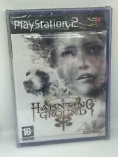 HAUNTING GROUND PLAYSTATION 2 PS2 PAL *BRAND NEW* In Case Protector