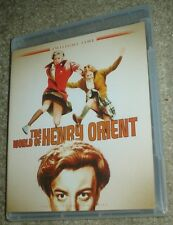 THE WORLD OF HENRY ORIENT TWILIGHT TIME LIMITED EDITION (3000 UNITS) BLU-RAY,NEW