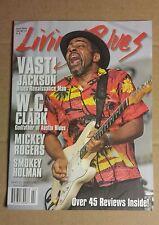Living Blues Rivista #235 (2015) Vast Jackson W. C. Clark Mickey Rogers Lady A