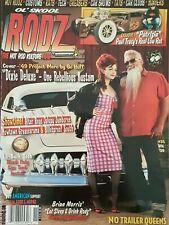 Ol Skool Rodz #36 Nov 2009 - NEW - Kustom Hot Rod Pin Up Rockabilly Brian Morris