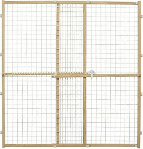 Wire Mesh Pet Safety Gate