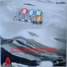 NOW THat's What I Call Music 8 Laserdisc JAPAN LD Very Rare OMD Kim Wilde Etc