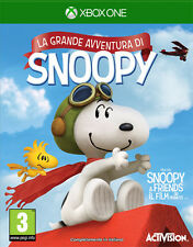 La Grande Avventura Di Snoopy XBOX ONE IT IMPORT ACTIVISION BLIZZARD